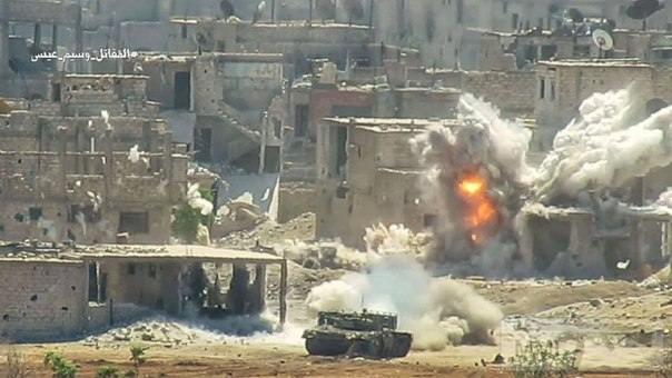 25215 - Сирия и события вокруг нее...