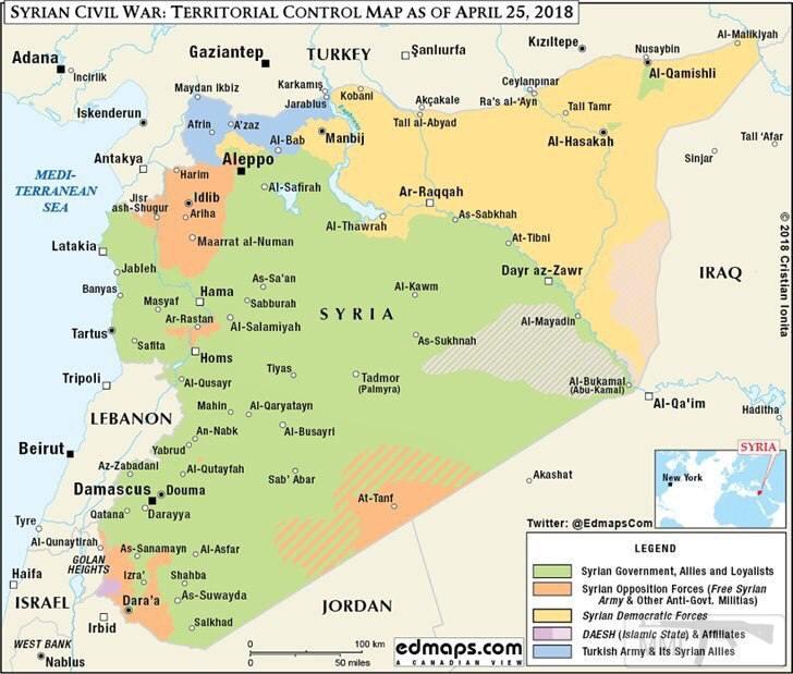 25248 - Сирия и события вокруг нее...