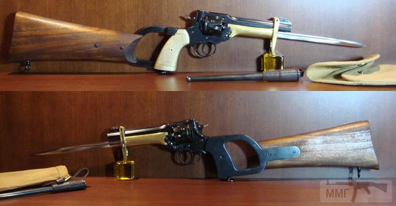 25324 - Шпилечный револьвер — сабля.