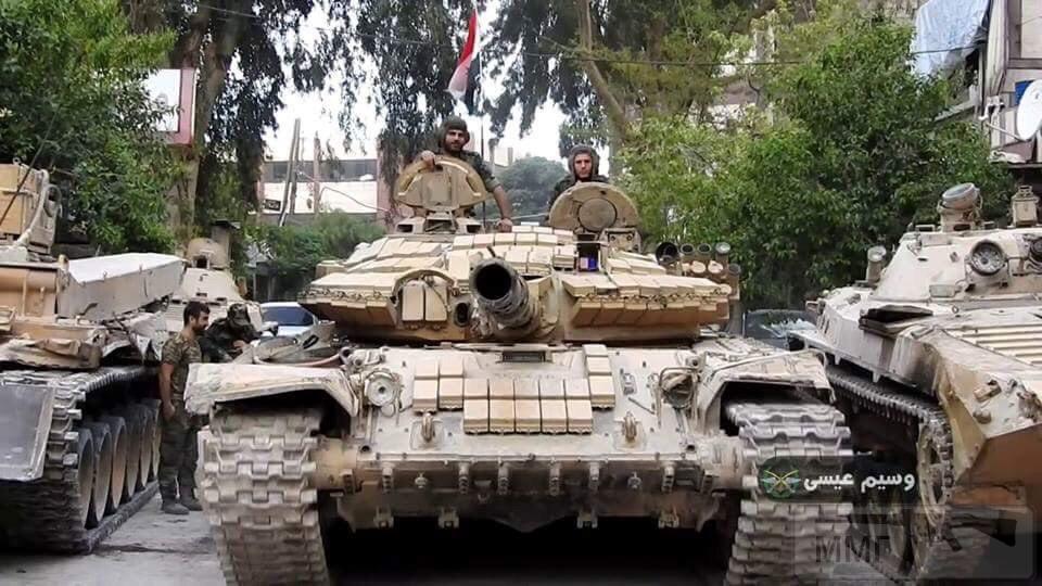 25375 - Сирия и события вокруг нее...