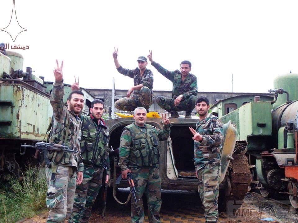 25376 - Сирия и события вокруг нее...