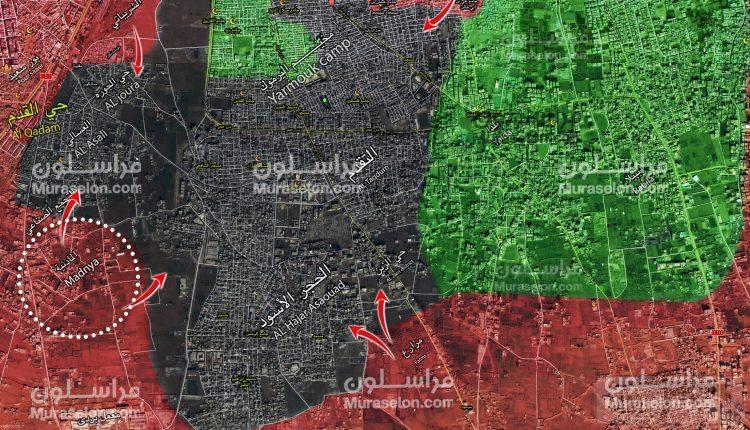 25385 - Сирия и события вокруг нее...