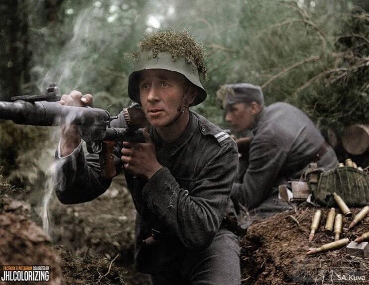 25428 - Восточный фронт - Карелия