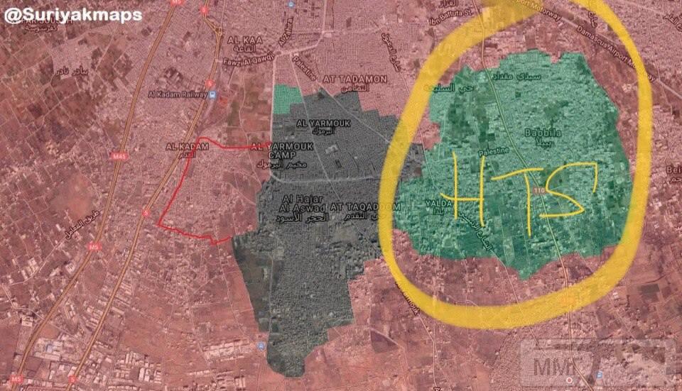 25434 - Сирия и события вокруг нее...