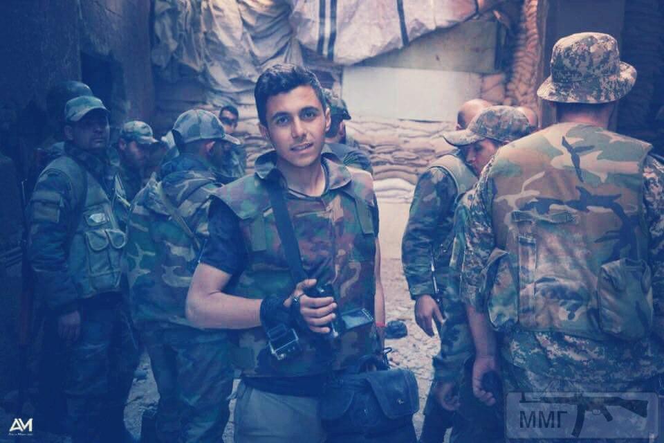 25437 - Сирия и события вокруг нее...