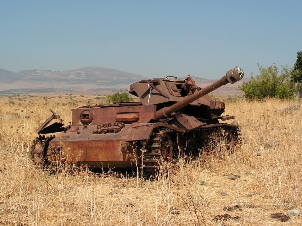 2547 - Achtung Panzer!