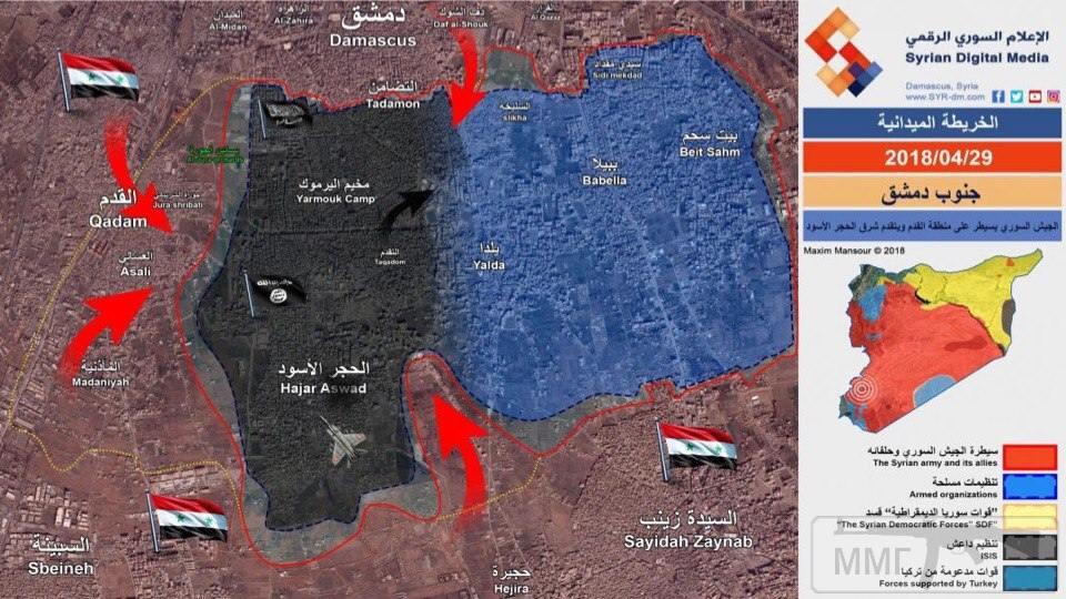 25497 - Сирия и события вокруг нее...