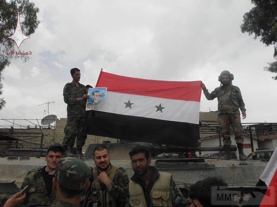 25504 - Сирия и события вокруг нее...