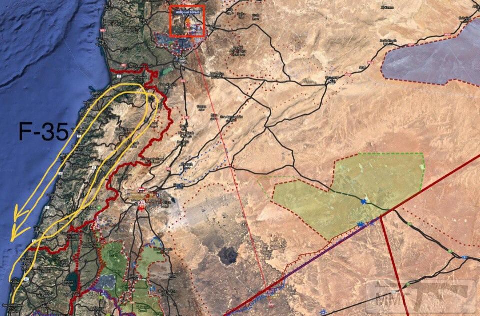 25513 - Сирия и события вокруг нее...