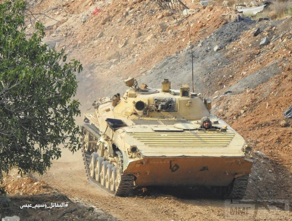 25521 - Сирия и события вокруг нее...
