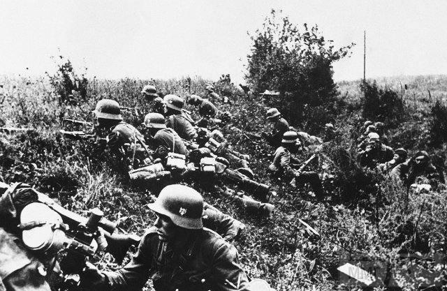 25553 - Лето 1941г,немецкие фото.