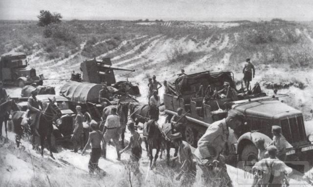 25554 - Лето 1941г,немецкие фото.