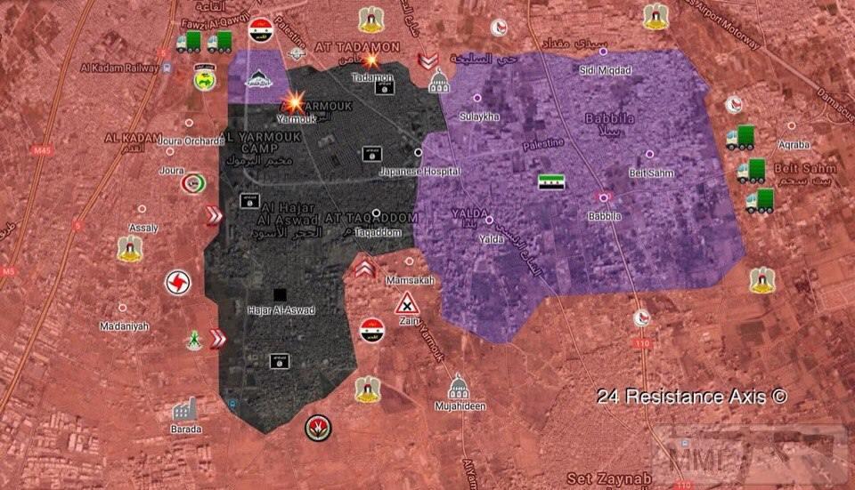 25572 - Сирия и события вокруг нее...