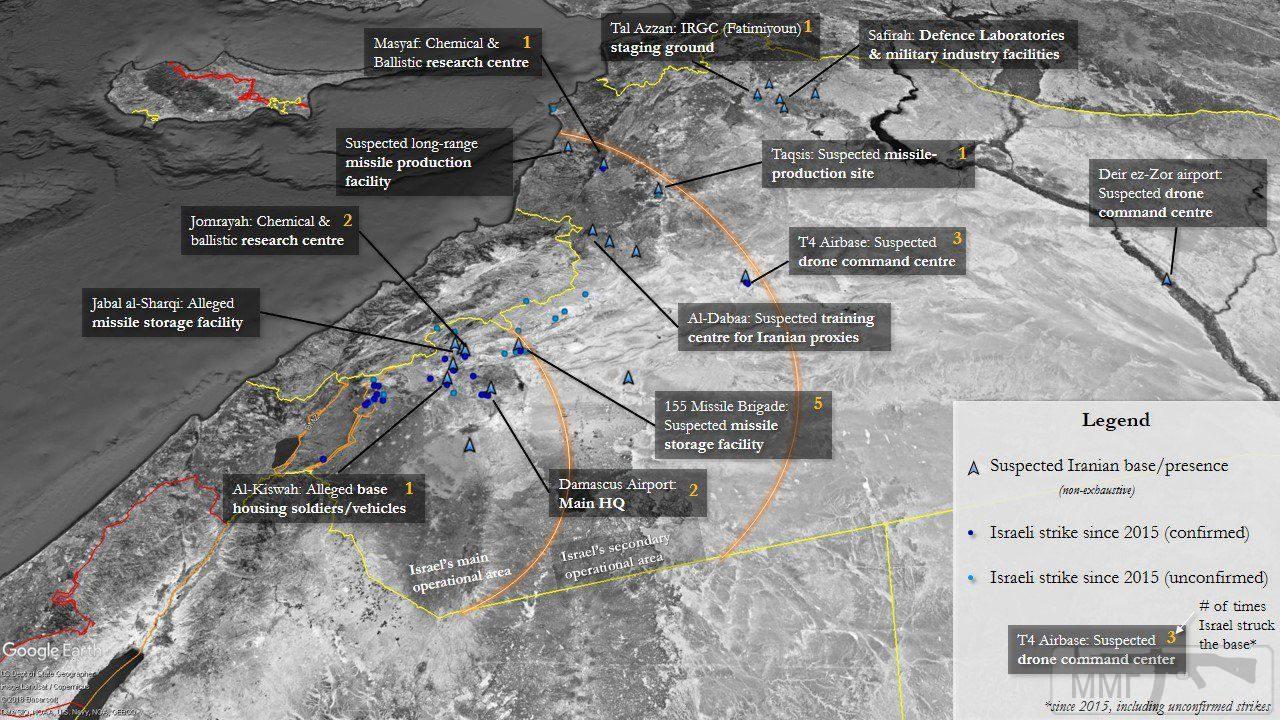 25594 - Сирия и события вокруг нее...