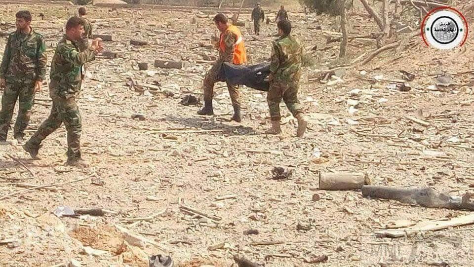 25623 - Сирия и события вокруг нее...