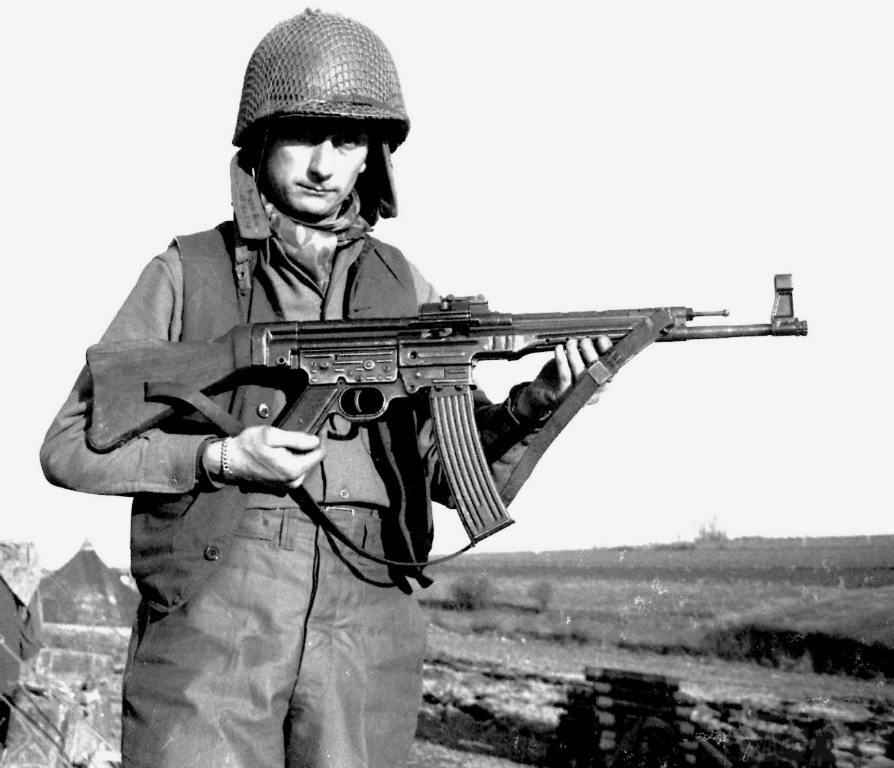 2563 - Sturmgewehr Haenel / Schmeisser MP 43MP 44 Stg.44 - прототипы, конструкция история