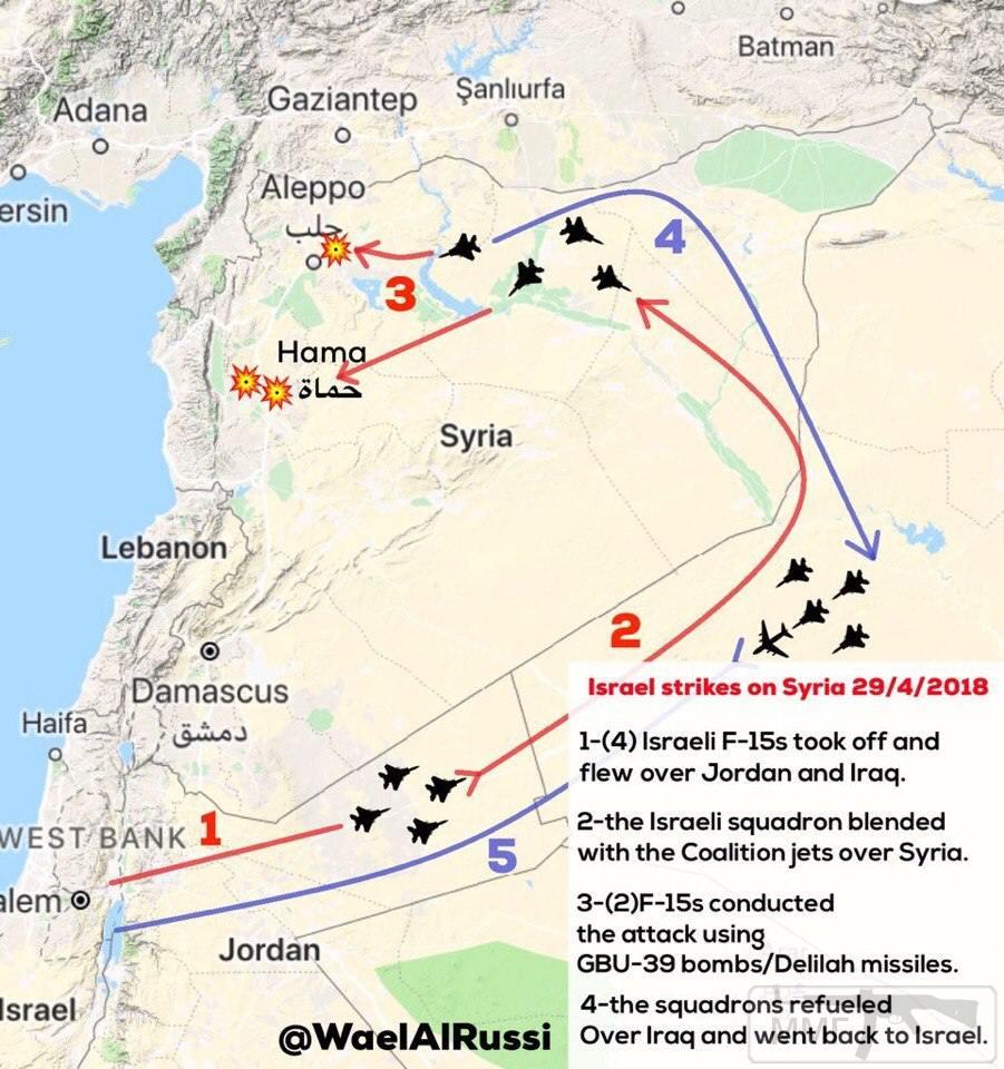 25630 - Сирия и события вокруг нее...