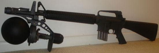 25665 - Семейство Armalite / Colt AR-15 / M16 M16A1 M16A2 M16A3 M16A4