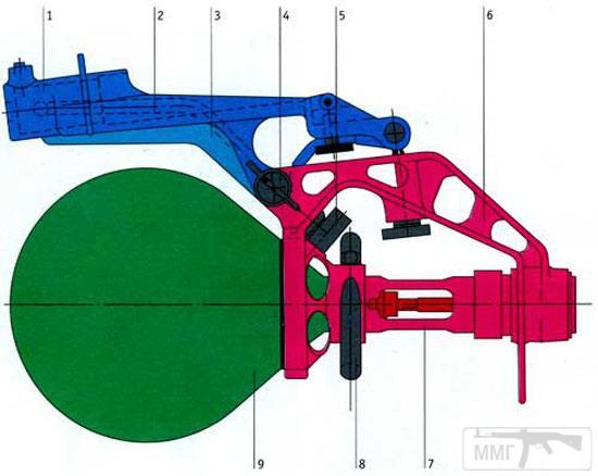 25667 - Семейство Armalite / Colt AR-15 / M16 M16A1 M16A2 M16A3 M16A4