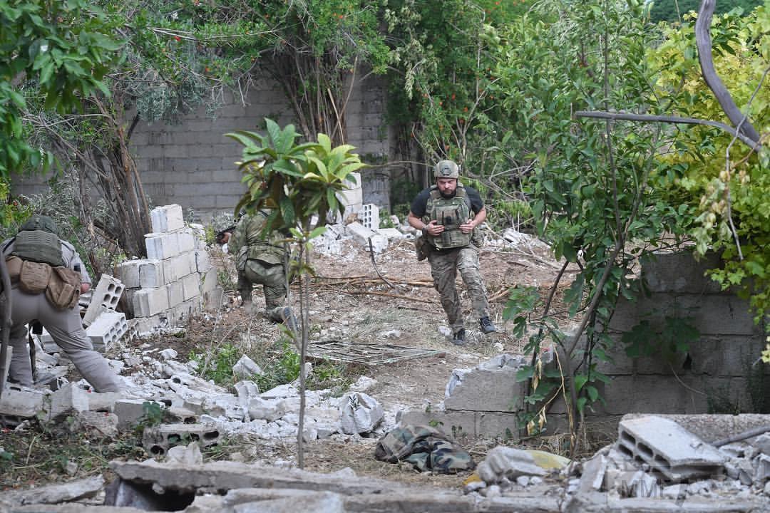 25718 - Сирия и события вокруг нее...