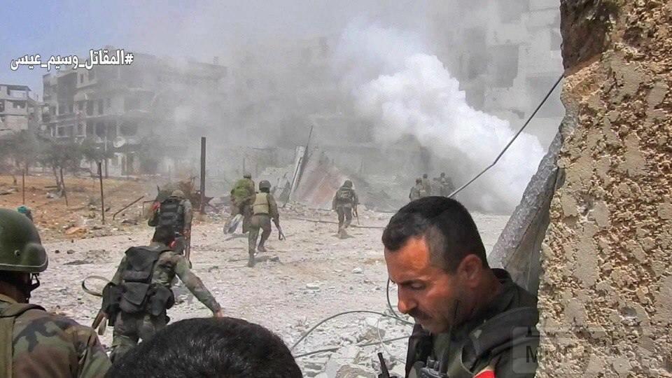 25762 - Сирия и события вокруг нее...