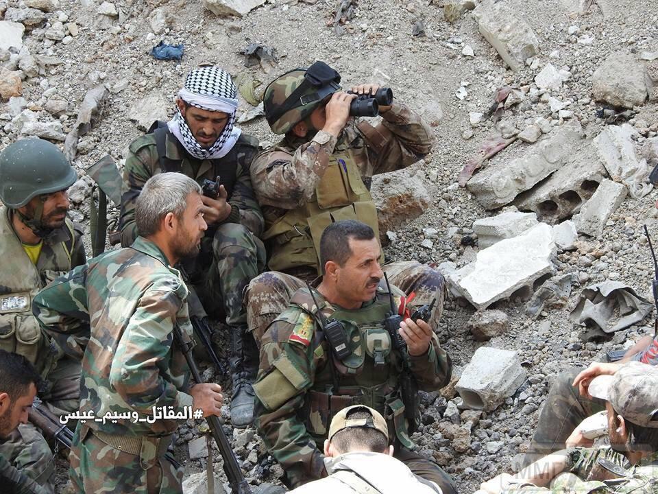 25765 - Сирия и события вокруг нее...