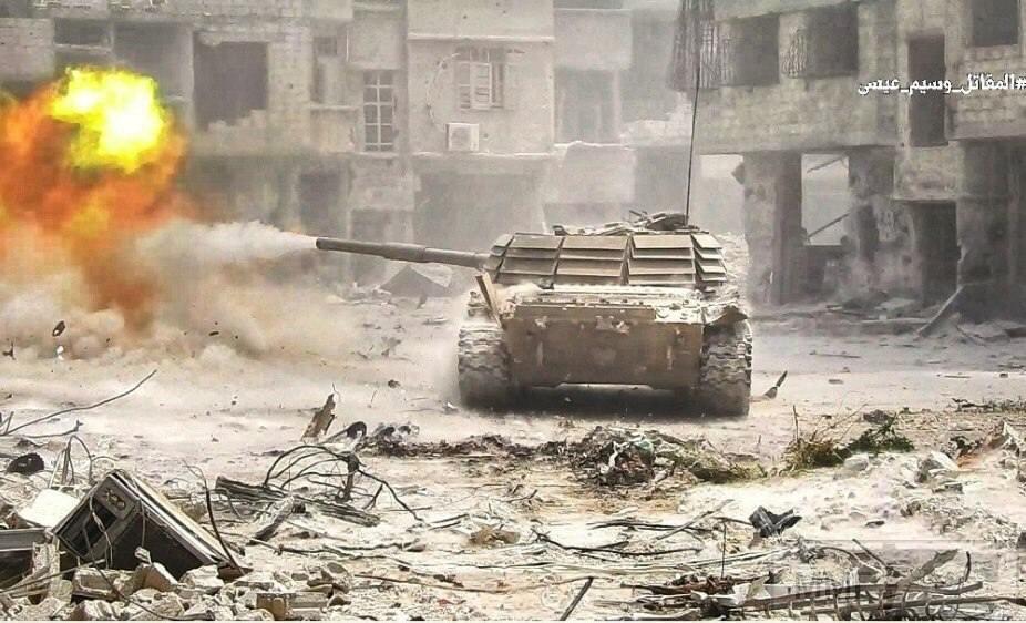 25834 - Сирия и события вокруг нее...