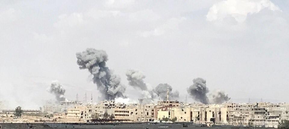 25843 - Сирия и события вокруг нее...