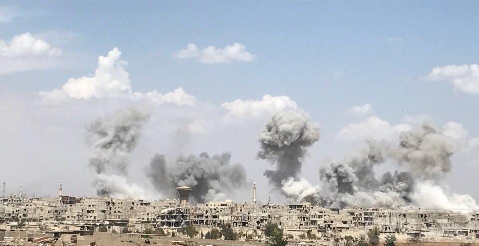 25844 - Сирия и события вокруг нее...