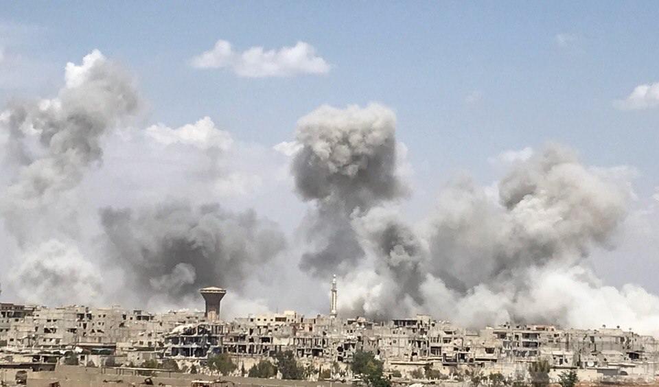 25845 - Сирия и события вокруг нее...