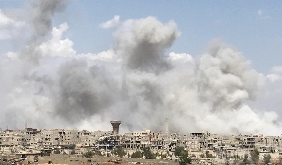 25846 - Сирия и события вокруг нее...