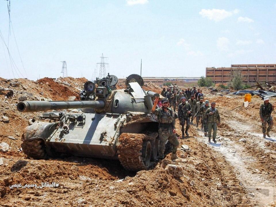 25848 - Сирия и события вокруг нее...