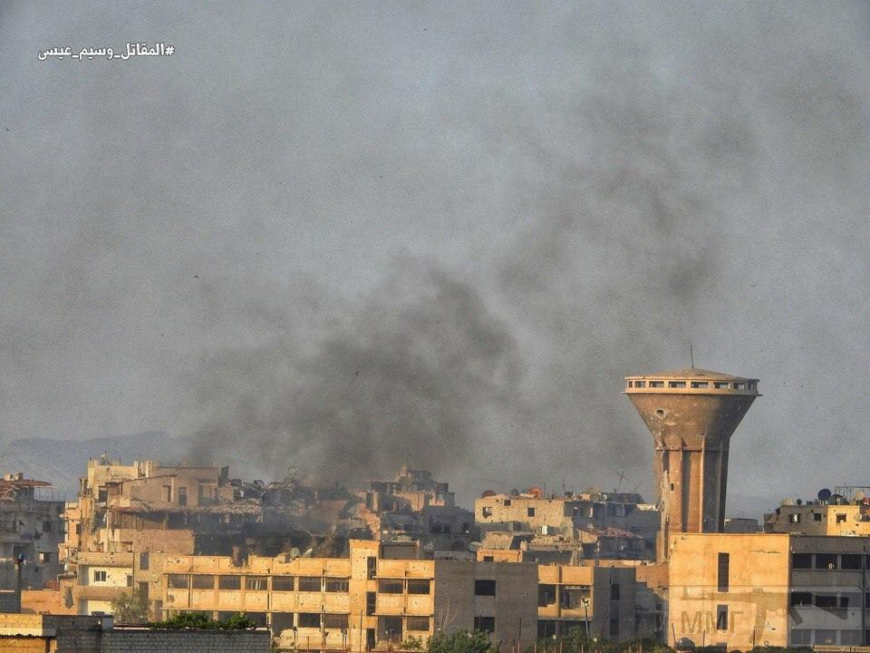 25849 - Сирия и события вокруг нее...