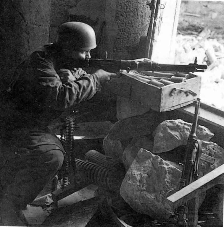 2596 - Fallschirmjägergewehr 42