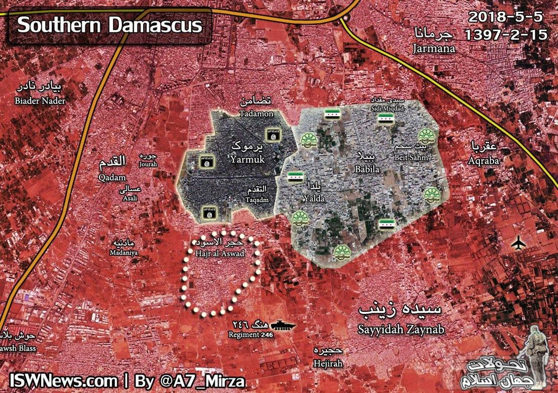 26028 - Сирия и события вокруг нее...