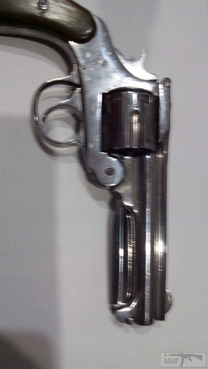 26066 - Шпилечный револьвер — сабля.