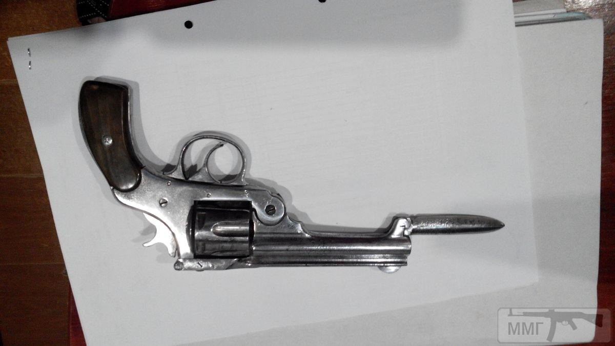 26067 - Шпилечный револьвер — сабля.