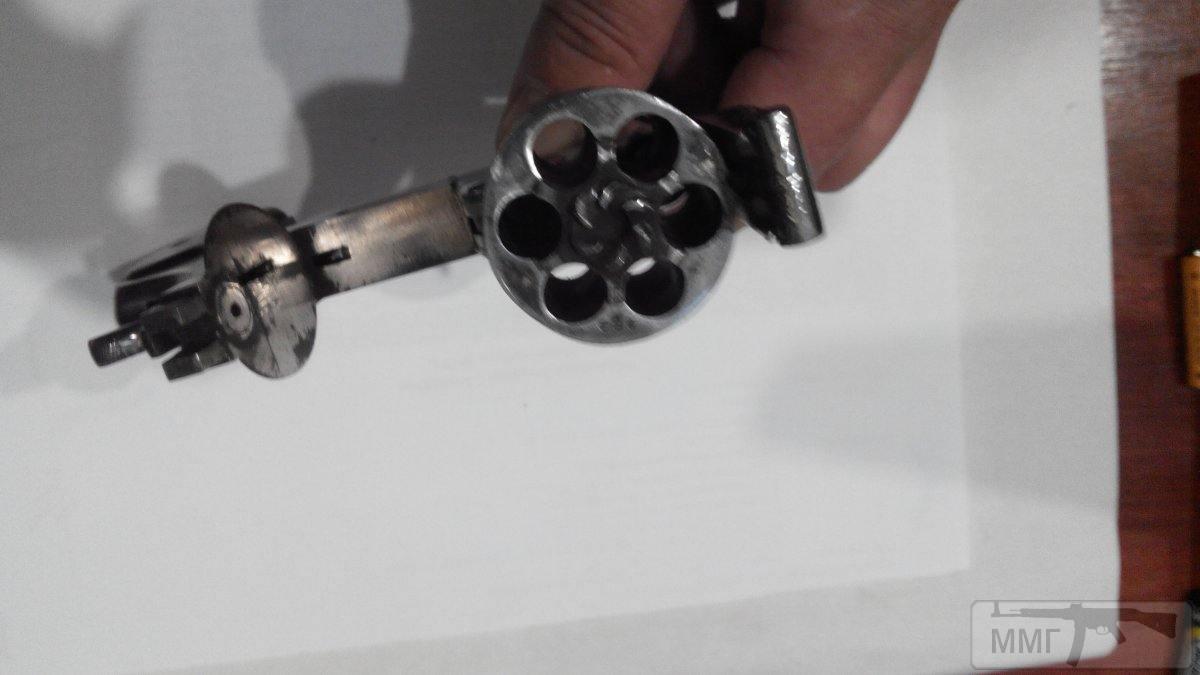26068 - Шпилечный револьвер — сабля.