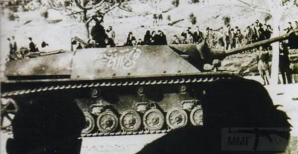 """2610 - Служба немецких """"коробочек"""" после войны..."""
