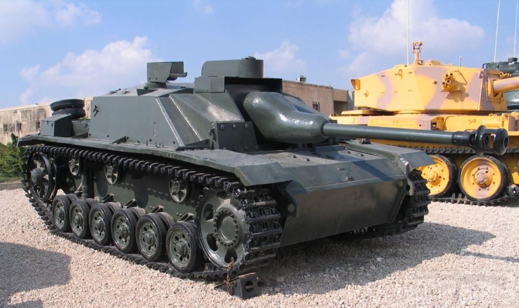 """2612 - Служба немецких """"коробочек"""" после войны..."""