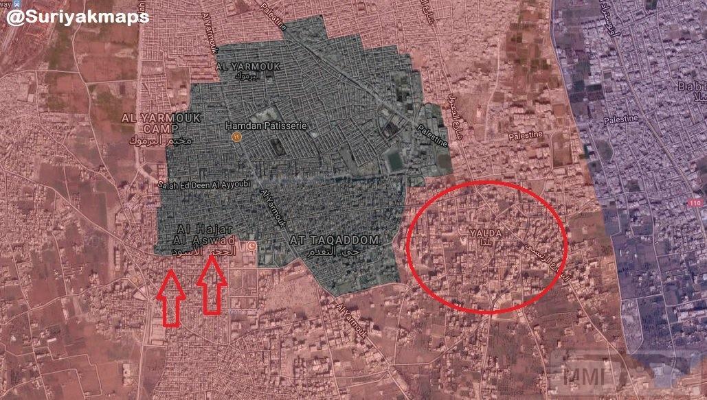 26151 - Сирия и события вокруг нее...