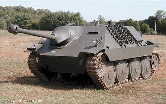 """2616 - Служба немецких """"коробочек"""" после войны..."""