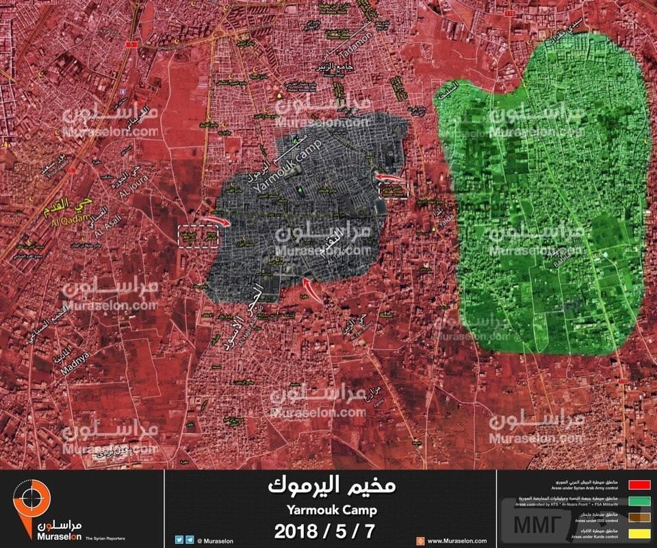 26200 - Сирия и события вокруг нее...