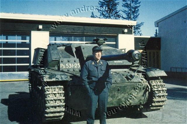 """2622 - Служба немецких """"коробочек"""" после войны..."""