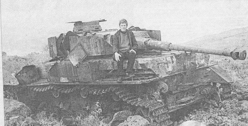 """2627 - Служба немецких """"коробочек"""" после войны..."""