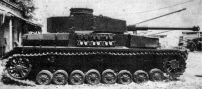 """2629 - Служба немецких """"коробочек"""" после войны..."""