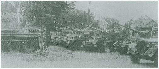 """2633 - Служба немецких """"коробочек"""" после войны..."""