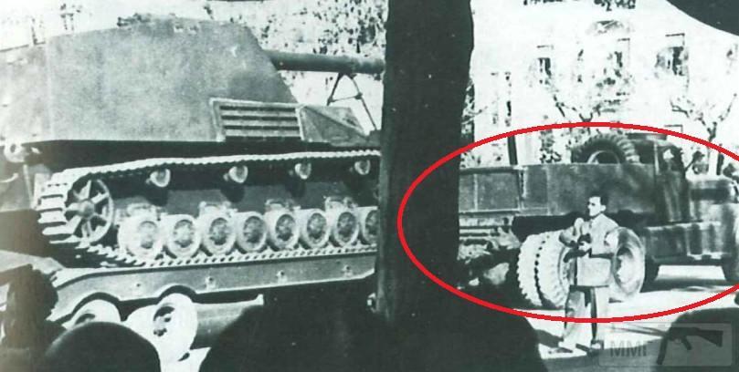 """2637 - Служба немецких """"коробочек"""" после войны..."""