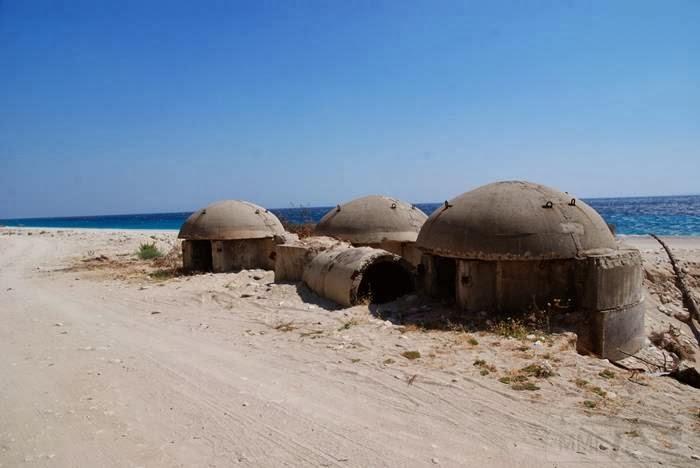 2661 - Албания и ее бункеры