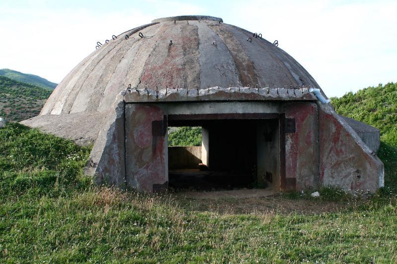 2662 - Албания и ее бункеры